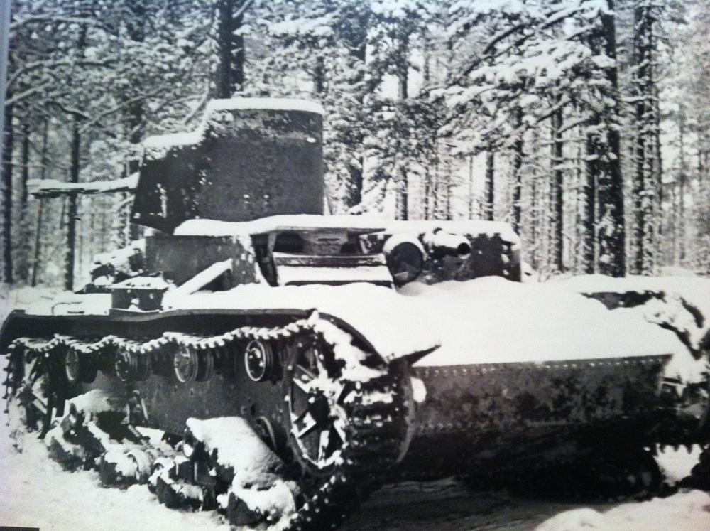 Venäläinen Panssarivaunu