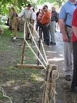 Kierretyt kimput kootaan köydeksi