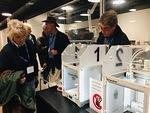 3D-tulostimet kiinnostivat vieraitamme Oodissa.