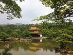 Kioton Kultainen paviljonki on yksi Japanin kuuluisimpia n�ht�vyyksi�.