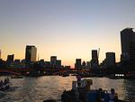 Osakan Tenjin-festivaali jokilaivoineen oli yksi matkan upeimpia kokemuksia.