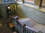 Kansallisarkisto palveli ensin vain hallinnon tarpeita. Suurelle yleis�lle arkiston ovet ja portaat avautuivat vuonna 1859.