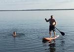 Kesäinen Pyhärjärvi tarjosi puitteet mukaviin aktiviteetteihin
