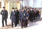 13.3.2010<br>Talvisodan loppumisen muistopäivä hautausmaalla