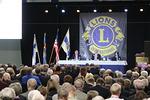 Vuokatin vuosikokoukseen osallistui noin 1 600 jäsentä. Kuva: Mikael Johansson.