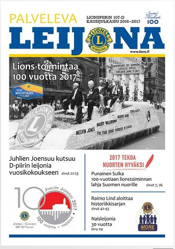 Naisten Käsilaukkuja : Suomen lions liiton d piiri