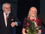 Vierailevat solistit Jaakko Ryhänen ja Satu Taalikainen.