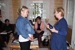 Vaihtokokous<br>Helena ja Maija