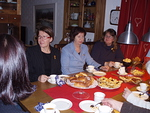 Klubin hallituksen kokous 7.1.2009 sihteerI Raija m kotona