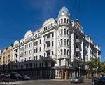 Kulmatalo eli paikallinen KGB:n päämaja. (Riika, Latvia)