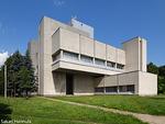 Kulttuuri-, viihde- ja urheilupalatsi. (Vilna, Liettua, 1982)