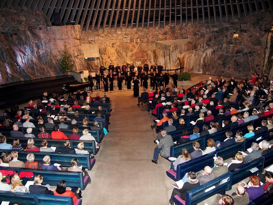 temppeliaukion kirkko konsertit 2016