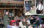 Kyösti Pyysalo esitti vieraitten kiitokset. Ari-Pekka Viljamaa on ollut Kiikalan päässä yhdyshenkilönä koko ajan (pikkukuva oik.).  Ari Kämärin aloitteesta ystävyysklubisuhde aloitettiin. AT