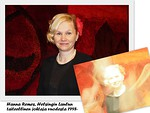 Hanna Remes on kuoron johtaja ja kuoron taiteellinen johtaja.