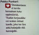 """Pekka Punkarin ohje: """"Yksikin korjausliike"""" voi nostaa otokset aivan uudelle tasolle."""