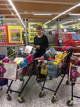 Auta lasta - Auta perhettä keräys S-market Uitossa marraskuussa 2018