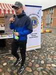 Kävelytapahtuman suojelija, kansanedustaja Matias Marttinen piti avauspuheen. Marttinen itse sairastaa 1 tyypin diabetesta. Hänen avauspuheensa lainaus on  päätekstissä.