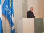 LC Vantaankoski-Vandaforsenin jäsen ja Vantaankosken pitkäaikainen, eläkkeellä oleva kirkkoherra, rovasti Jaakko Simojoki avasi tilaisuuden.