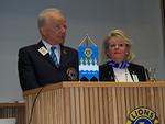 Suomen Lions-liiton varapuheenjohtajaehdokas IPDG Aarne Kivioja esittäytyi oman piirinsä kokouksessa.  Aarne oli N-piirin kuvernöörinä viime kaudella.