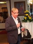 Varapiirikuvernööri Timo Aurasen puhe naisille.