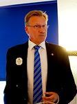Liiton entinen puheenjohtaja Tuomo Holopainen kiitti piirihallitusta innostuneesta ja leijonahenkisestä kokouksesta.
